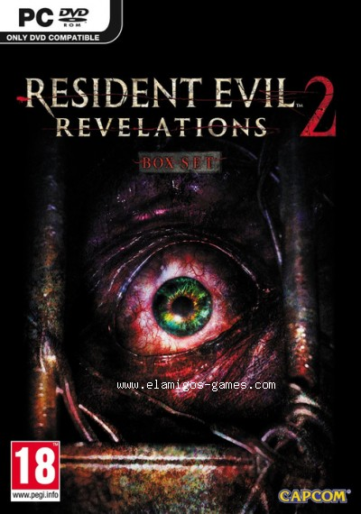 Download Resident Evil: Revelations 2 Complete Season