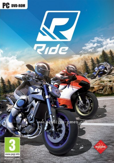 Download RIDE Digital Deluxe Edition