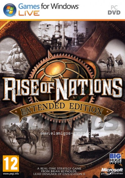 Download Rise of Nations: Extended Edition