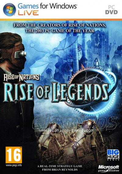 Download Rise of Nations Rise of Legends