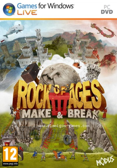 Download Rock of Ages 3: Make & Break