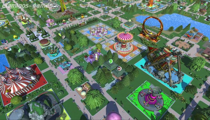 Download Rollercoaster Tycoon Adventures [PC] [MULTi8-ElAmigos