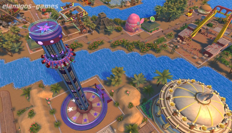 Download Rollercoaster Tycoon Adventures