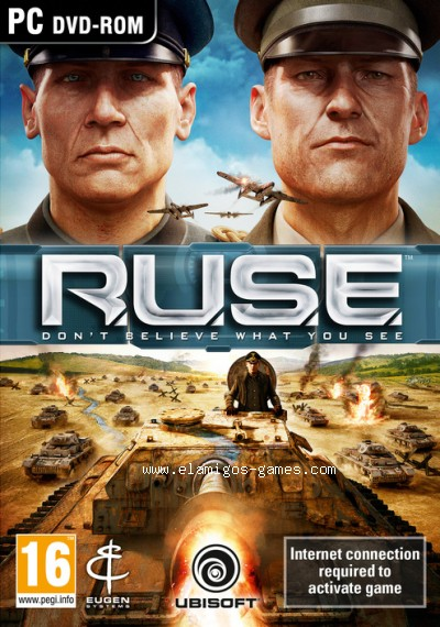 Download R.U.S.E. / RUSE Deluxe Edition