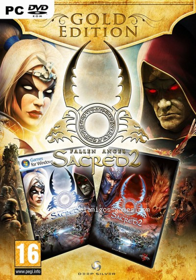 Download Sacred 2: Gold Edition
