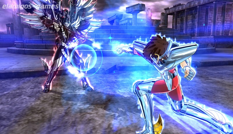 Download Saint Seiya: Soldiers Soul