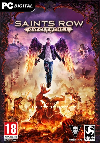 Download Saints Row: Gat out of Hell