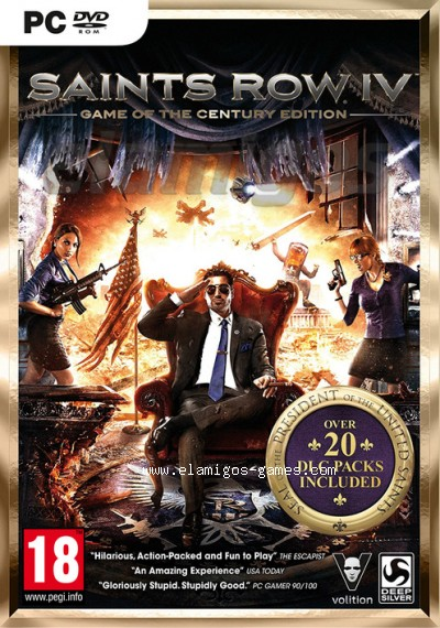 Download Saints Row IV: Game of the Century Edition