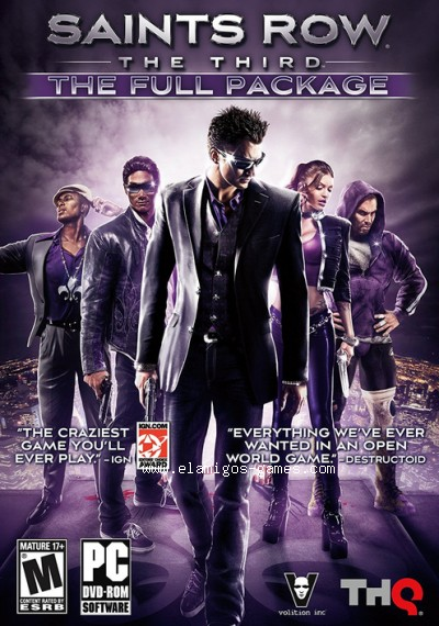 Download Saints Row: The Third - The Full Package