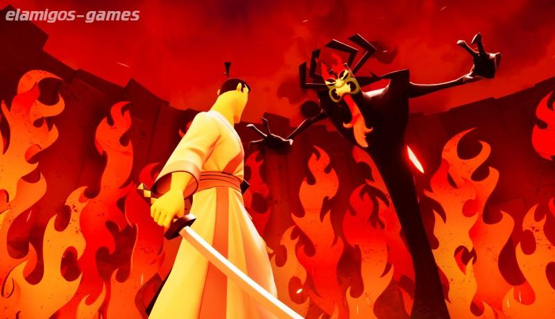 Download Samurai Jack Battle Through Time