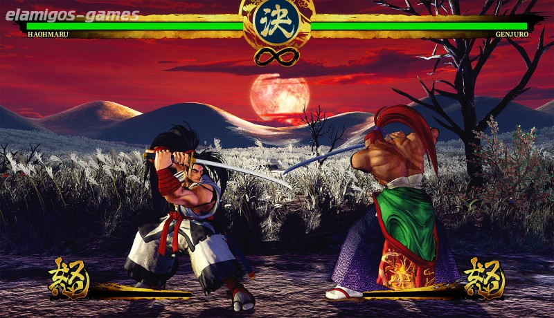 Download Samurai Shodown