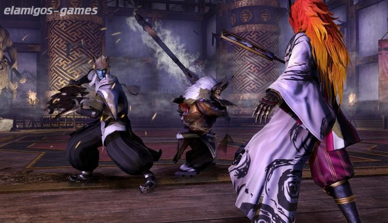 Download Samurai Warriors 4-II