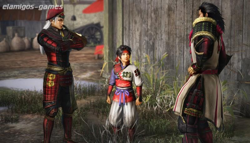 Download Samurai Warriors: Spirit of Sanada