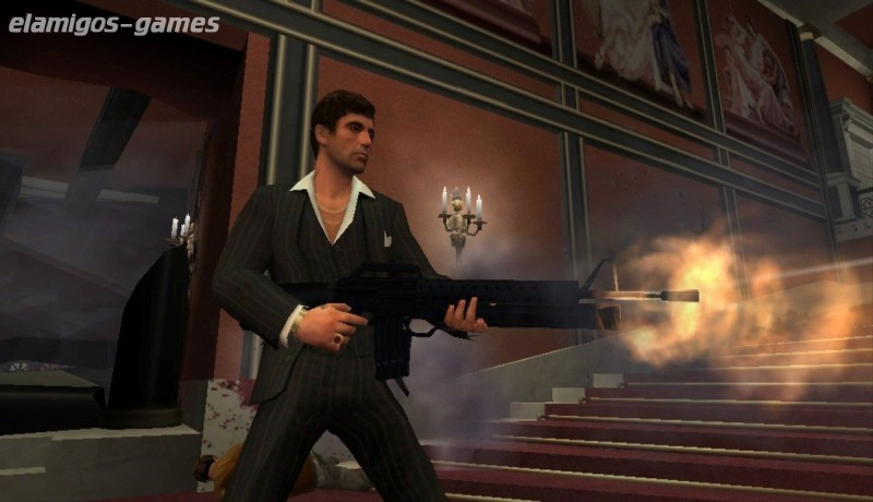 Download Scarface: The World is Yours