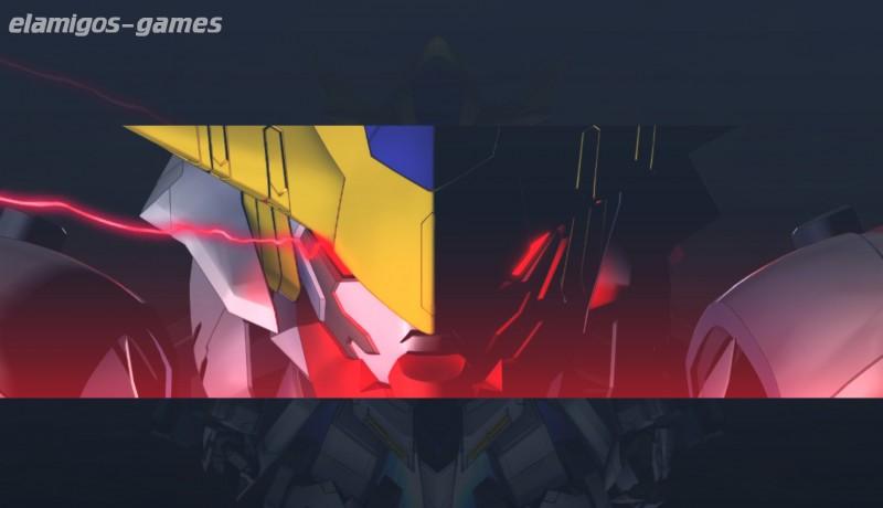 Download SD Gundam G Generation Cross Rays