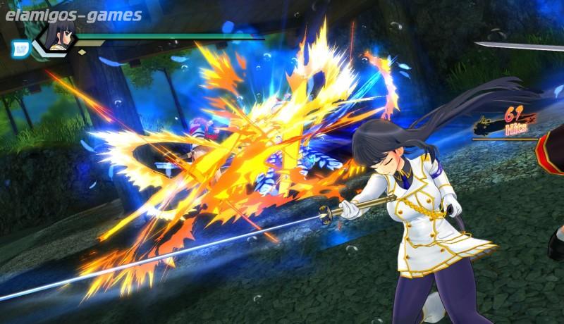 Download Senran Kagura Burst Re:Newal