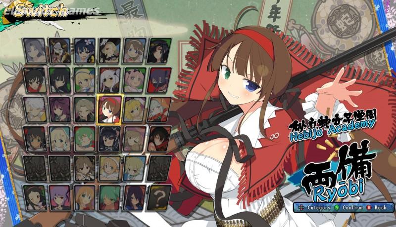 Download Senran Kagura: Estival Versus