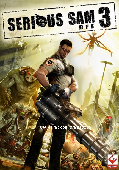Download Serious Sam 3: BFE