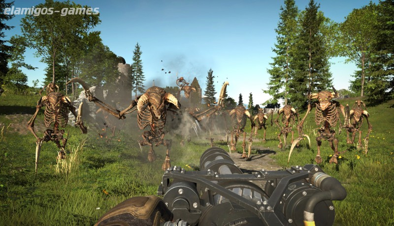 Download Serious Sam 4 Deluxe Edition