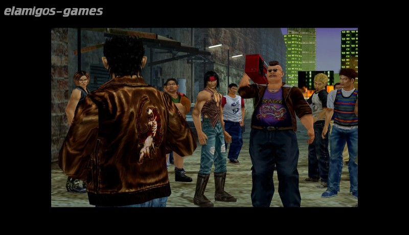 Download Shenmue I and II