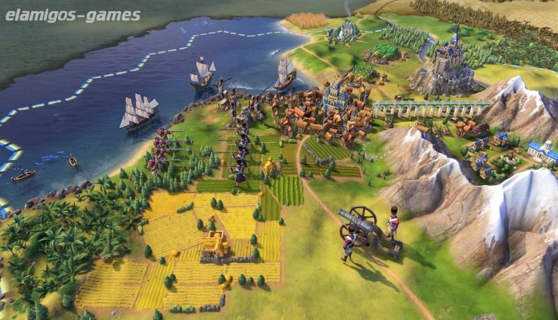 Download Sid Meiers Civilization VI Digital Deluxe