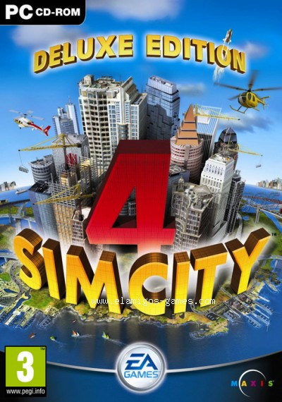 Download SimCity 4 Deluxe Edition