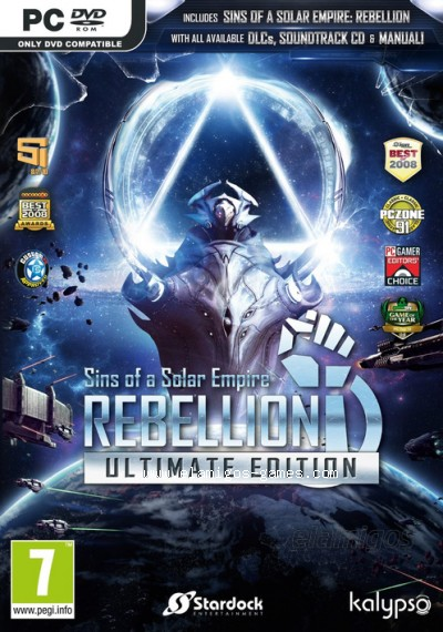 Download Sins of a Solar Empire: Rebellion - Ultimate Edition