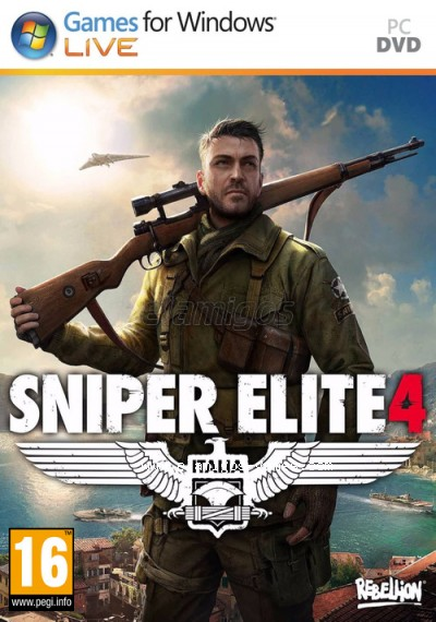 Download Sniper Elite 4 Deluxe Edition