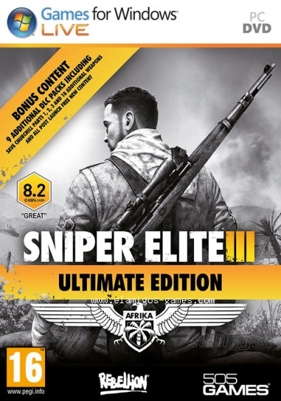 Download Sniper Elite III: Afrika Ultimate Edition