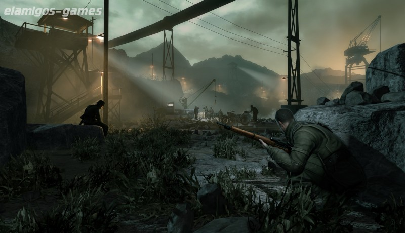 Download Sniper Elite V2 Game of the Year Edition