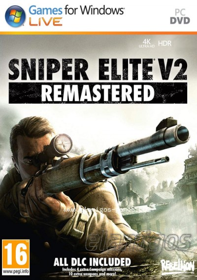 Download Sniper Elite V2 Remastered