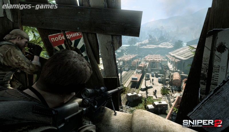 Download Sniper: Ghost Warrior 2 Collectors Edition