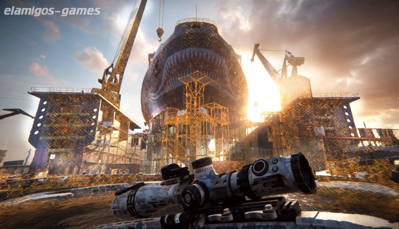 Download Sniper Ghost Warrior Contracts