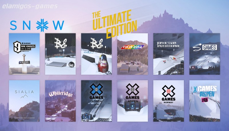 Download SNOW The Ultimate Edition