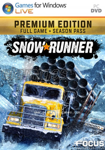 Download SnowRunner A MudRunner Game