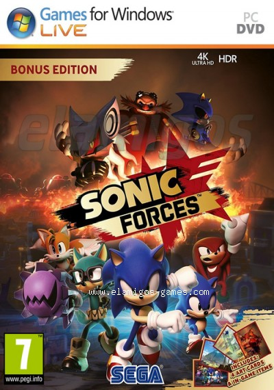 Download Sonic Forces