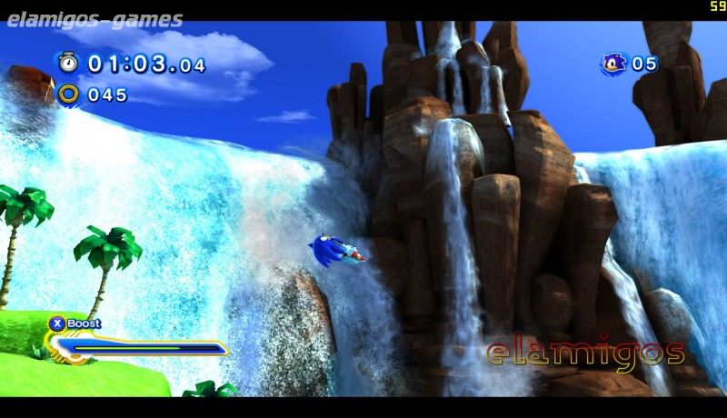 Download Sonic Generations