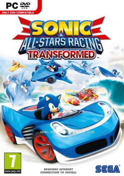 Download Sonic & Sega All-Stars Racing Transformed