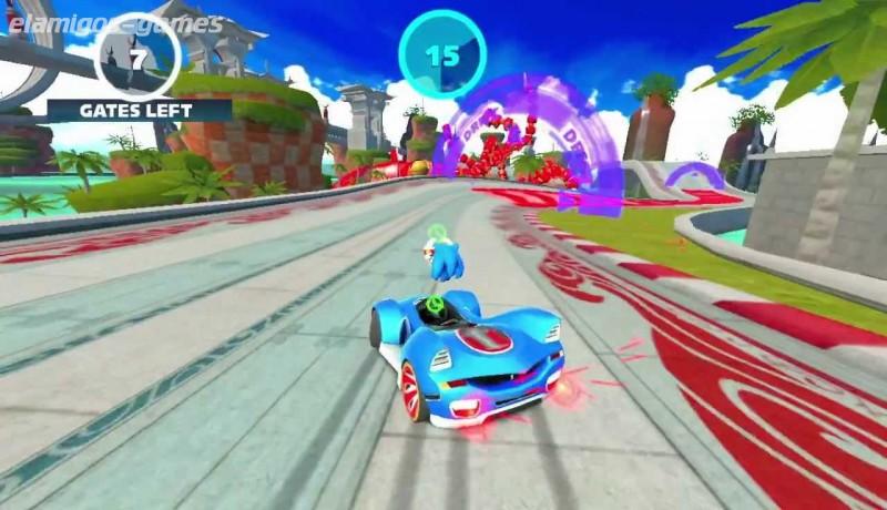 Download Sonic & Sega All-Stars Racing Transformed