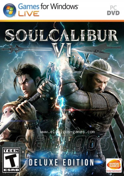Download SOULCALIBUR VI Deluxe Edition