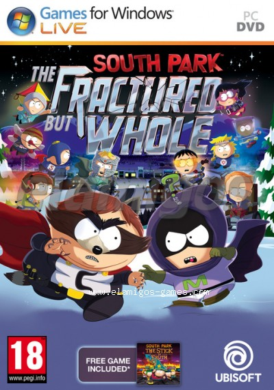 Download South Park: The Fractured But Whole Gold Edition