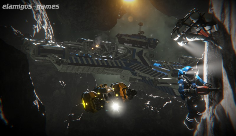 Download Space Engineers Deluxe Edition