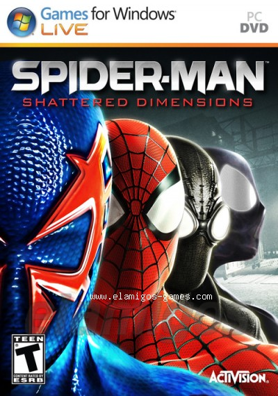 Download Spider-Man: Shattered Dimensions