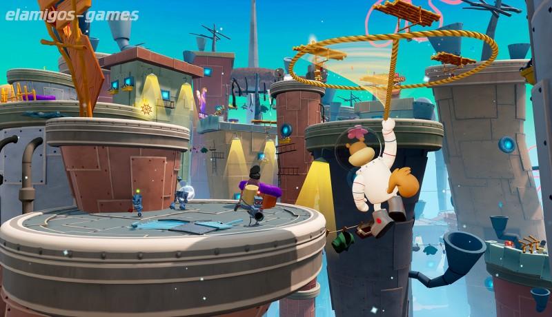 Download SpongeBob SquarePants: Battle for Bikini Bottom - Rehydrated