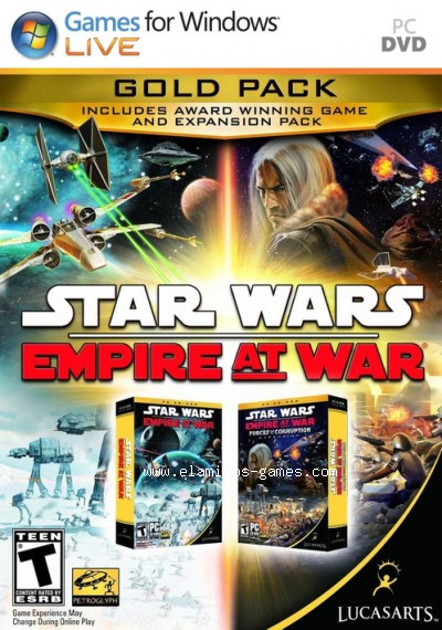 Download Star Wars: Empire at War Gold Pack