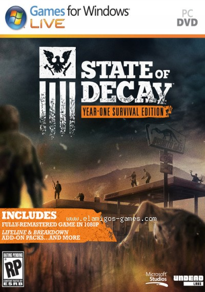 Download State of Decay Year One Survival Edition