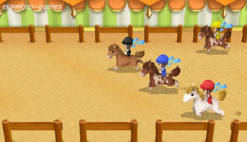 Download Story of Seasons Friends of Mineral Town