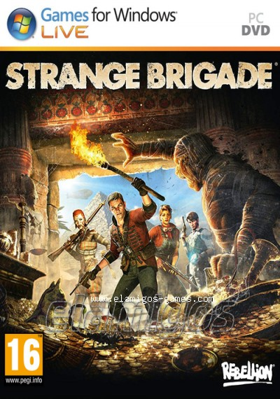 Download Strange Brigade Deluxe Edition
