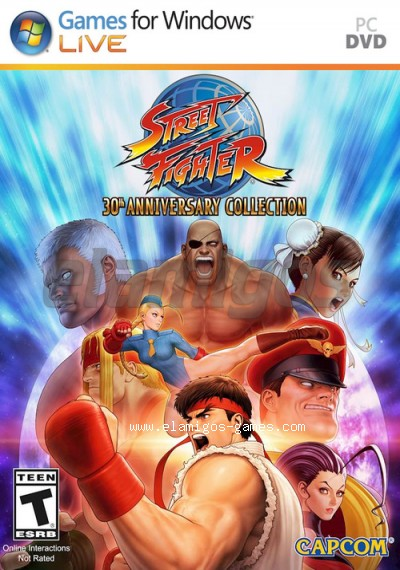 Download Street Fighter 30th Anniversary Collection