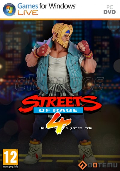 Streets of Rage 4 (2020)-CODEX